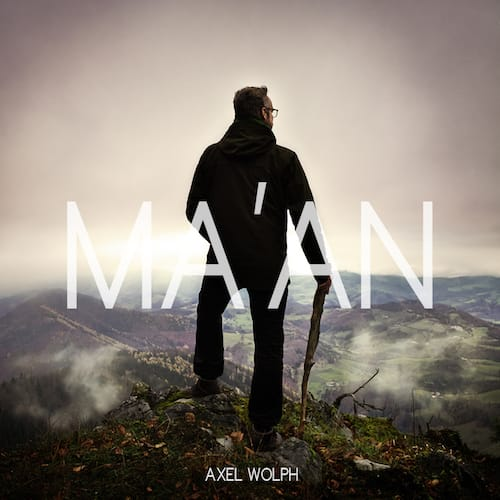 MA'AN Cover - Axel Wolph