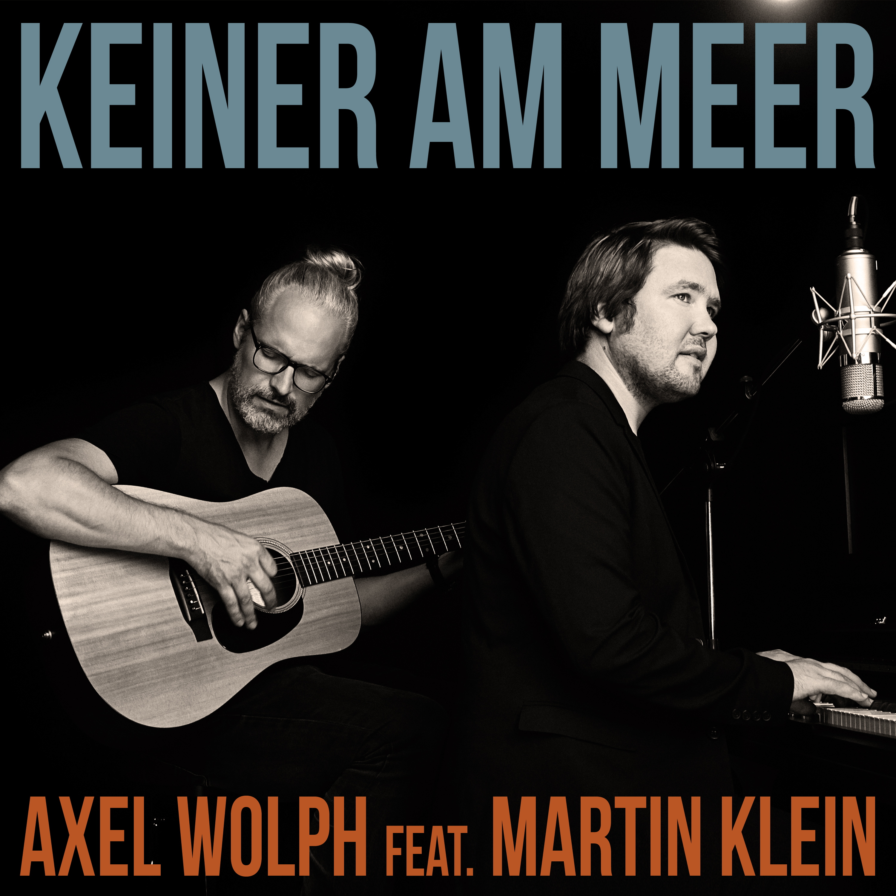 Axel Wolpg Martin Klein Licht ins Dunkel 2018/2019 charity campaign single Eternal Light
