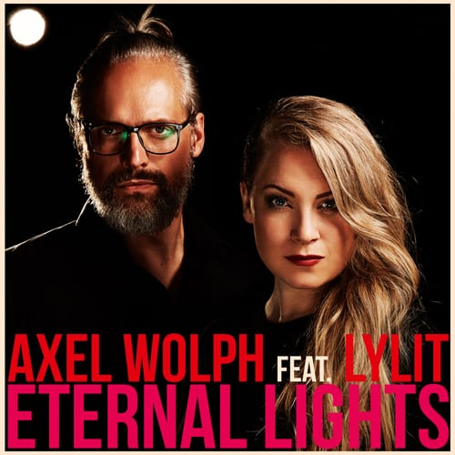 Axel Wolpg Lylit Licht ins Dunkel 2016/2107 charity campaign single Eternal Light
