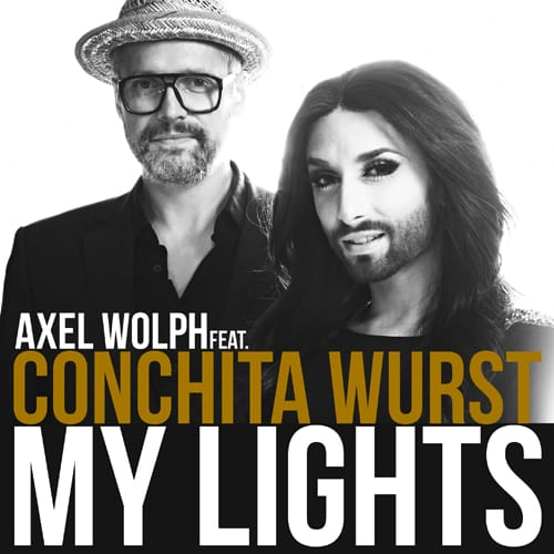 Axel Wolph Conchita Wurst My Lights Cover